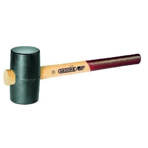 Gedore gumikalapács, kemény d 75 mm (226 E-3)