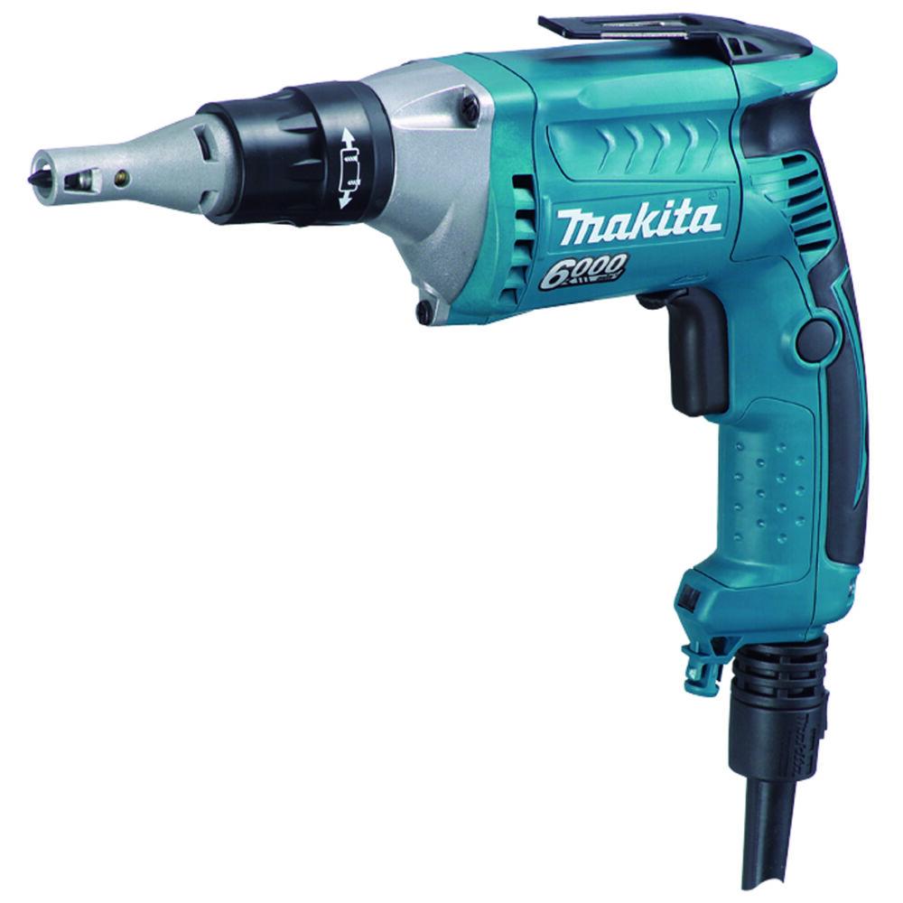 Makita FS6300R 570W csavarbehajtó 11Nm 6000f/p csendes hajtómű