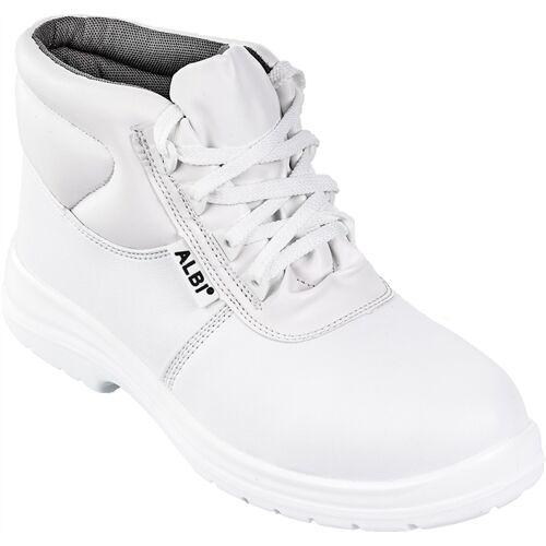ALBI fehér O2 bakancs 44