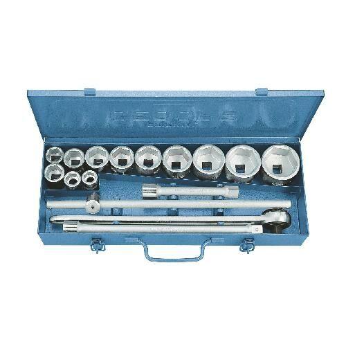Gedore dugókulcs-készlet 3/4'' 22-60 mm (32 FMZ)