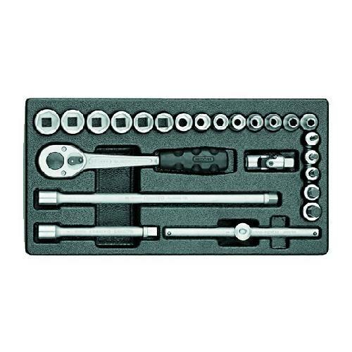 """Gedore dugókulcs készlet 3/8"""" 1/3 ES modulban (1500 ES-30)"""
