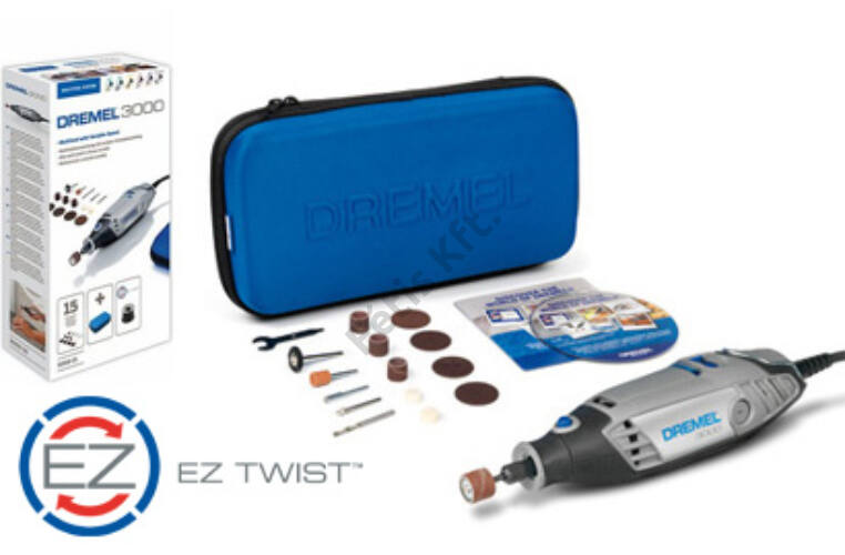 DREMEL® 3000-1/15 multifunkcionális szerszám