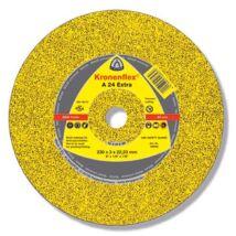 Klingspor tisztítókorong  230 x 6      A24EX