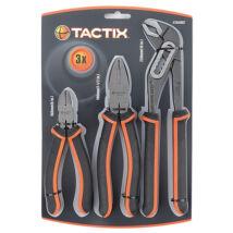 Tactix fogókészlet 3 részes