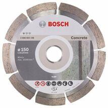 Bosch gyámánttárcsa 150 mm BPE