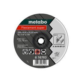 Metabo csiszolókorong Flexiamant super 125x6.0x22.23 alumínium, SF 27