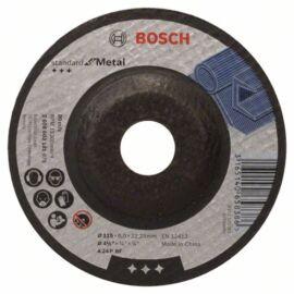 Bosch tisztítókorong 115x6.0 St for Metal A 24 P BF hajlított