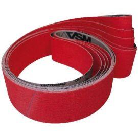 VSM csiszolóvászon szalag kerámia szemcsével 35x450mm K80