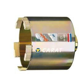 Carat gyémánt koronafúró 82x60mm M16 száraz