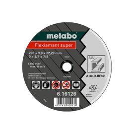 Metabo vágókorong Flexiamant super 230x3.0x22.23 alumínium, TF 41
