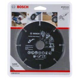Bosch multi vágókorong 125mm