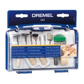 Dremel Tisztító / polírozó készlet (684)