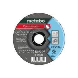 Metabo csiszolókorong Combinator 115x1.9x22.23 Inox, TF 42