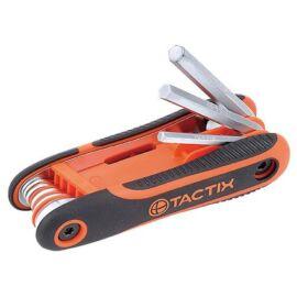 Tactix imbuszkulcs készlet 8 részes 2-8 mm