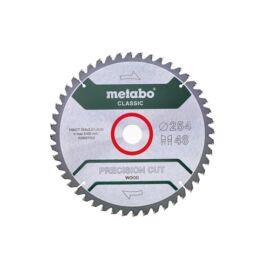 Metabo körfűrészlap 254x30mm   48WZ