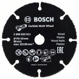 Bosch multi vágókorong 76mm karbid