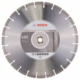 Bosch gyémánt vágókorong 350-20/25.4