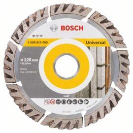 Bosch vágókorong, gyémánt 125mm UPE
