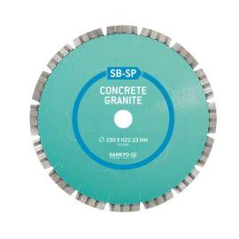 Sankyo gyémánt vágókorong 450x25.4mm beton