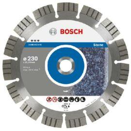 Bosch vágókorong, gyémánt 125mm HPP kő