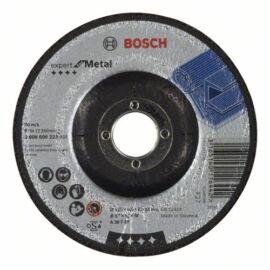 Bosch csiszolókorong fémhez 125x6.0 A 30 T BF hajlított