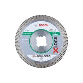 Bosch vágókorong, gyémánt 125 X-Lock csempe