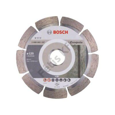 Bosch gyémánttárcsa 125 mm BPE