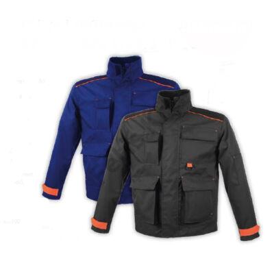 Munkavédelmi kabát Wodoo szürke xl
