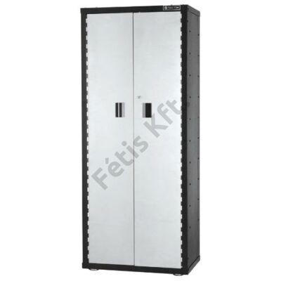 Tactix szerviz berendezés szekrény 2 ajtós (185x76)
