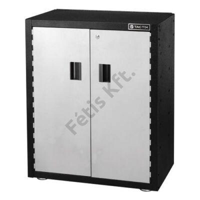 Tactix szerviz berendezés szekrény 2 ajtós Zárható (93x76)