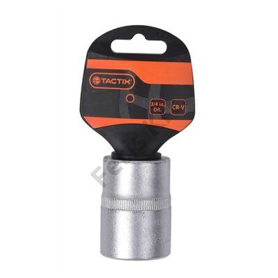 Tactix dugókulcs 3/4'' 22 mm