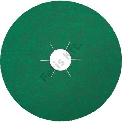 Klingspor fíbertárcsa 125x22mm 120 CS 570 S 30