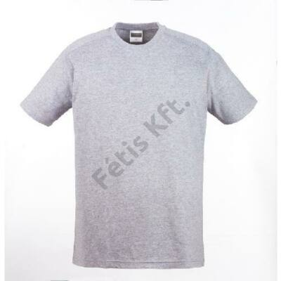 Munkavédelmi hike szürke póló, 190g s