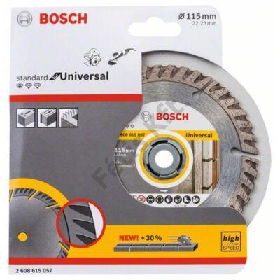Bosch vágókorong, gyémánt 115 UPE