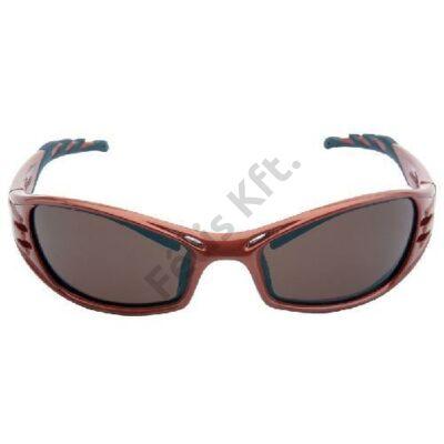 Munkavédelmi 3m 71502-00004m fuel szemüveg bronz, szemüvegtokkal, 20/kr T