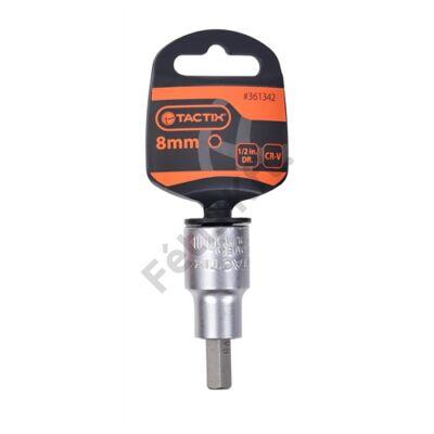 Tactix dugókulcs 1/2'' imbusz 6 mm