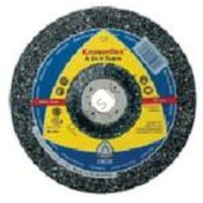Klingspor tisztítókorong 125X6 inox A24N