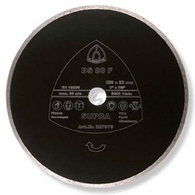 Klingspor gyémánttárcsa  150X22  DS 80F csempéhez