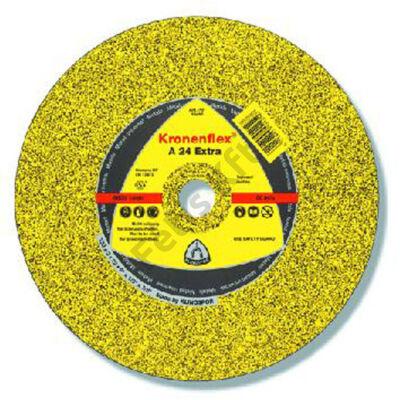 Klingspor vágókorong 150X2.5 fém A24EX