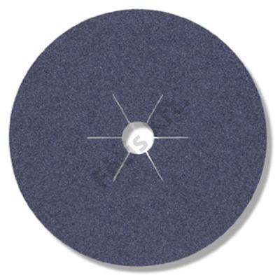 Klingspor csiszolópapír 125 fém  P 40 CS565
