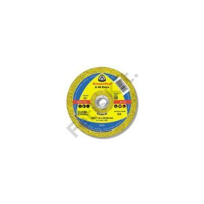 Klingspor vágókorong 125X1.6 nemesacél A46EX