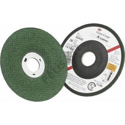 3m tisztItó tárcsa GreenCorps 125mm, P 36  (Format)