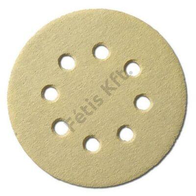 Klingspor csiszolópapír tépőzáras 125 P150PS33BK