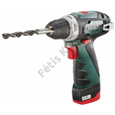 Metabo PowerMaxx BS Basic Akkus fúrócsavarozó kofferben