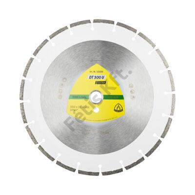Klingspor Gyémánt vágókorong 125X1,9 DT300UT EXT