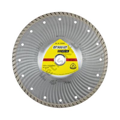 Klingspor Gyémánt vágókorong 230X2,5 DT900UT SUP