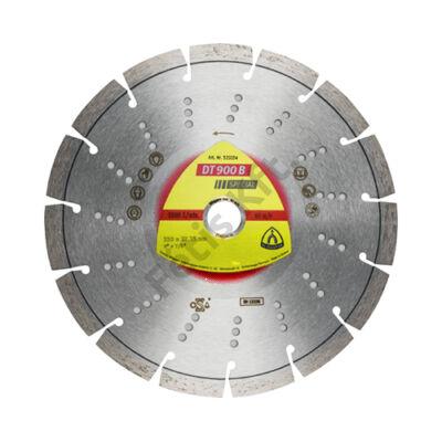 Klingspor Gyémánt vágókorong 230X2,6 DT900B SPEC