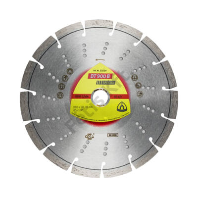 Klingspor Gyémánt vágókorong 125X2,4 DT900B SPEC