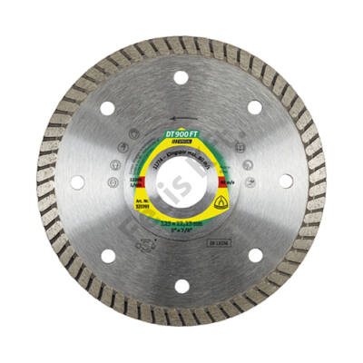 Klingspor Gyémánt vágókorong 115X1,4 DT900FT SPEC