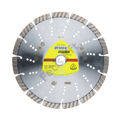 Klingspor Gyémánt vágókorong 125X2,4 DT900U SPEC
